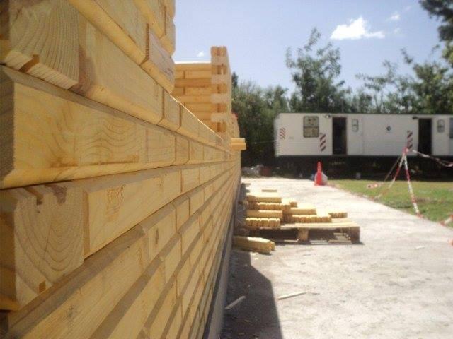 Ladrillos de madera ltima tendencia en construcci n for Techos livianos para viviendas