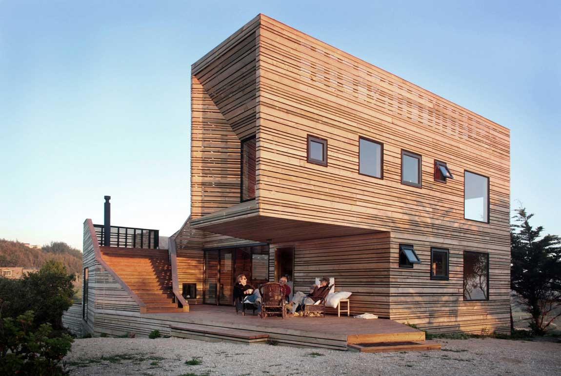 Revestimientos de madera para exteriores forestal maderero for Revestimientos para exteriores