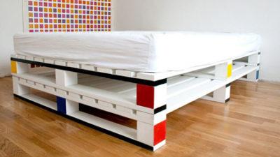 Muebles En Madera Reciclada A Partir De Estibas - Muebles-hechos-con-estibas