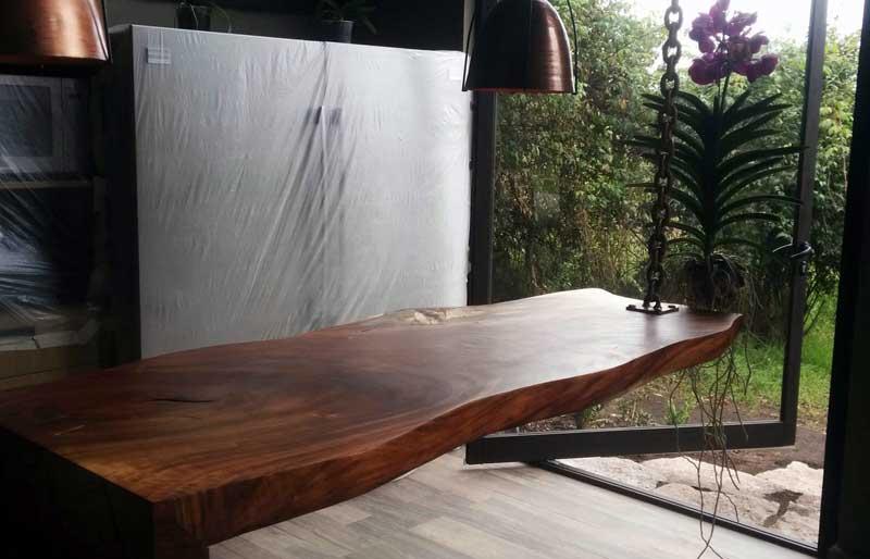barra-cocina-suspendida - Forestal Maderero