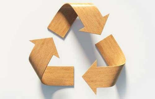 Fibra de madera la soluci n para el problema pl stico en - Reciclaje de la madera ...