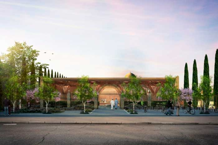 Foto: Cambridge Mosque Project.